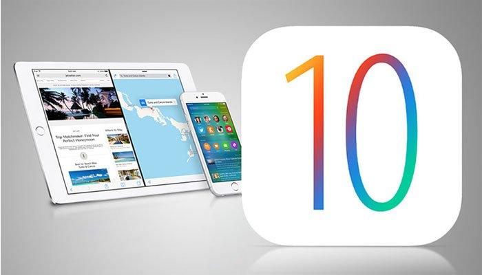 Операционная система iOS 10