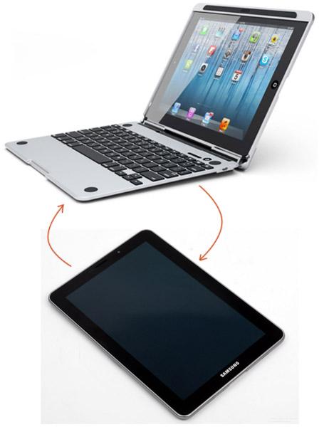Планшетный компьютер или ноутбук