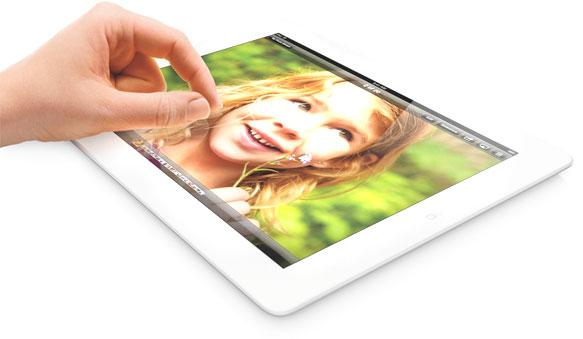 iPad 5 выходит весной в апреле