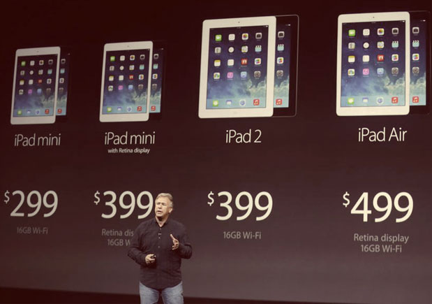 iPad мини с Retina Display