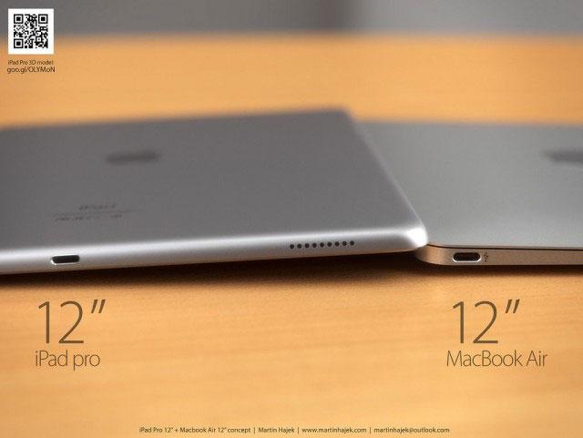 Новый iPad 12