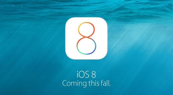 Операционная система iOS 8