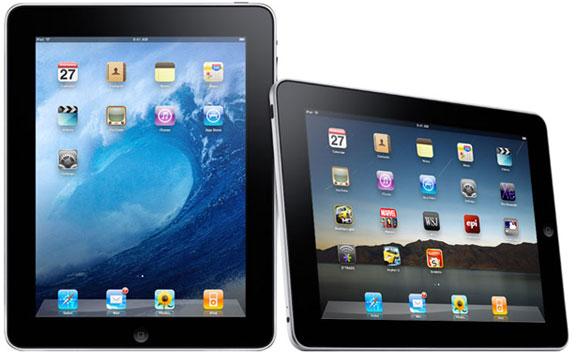 Появление iPad