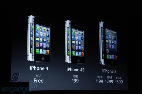 цена iPhone 5 в России