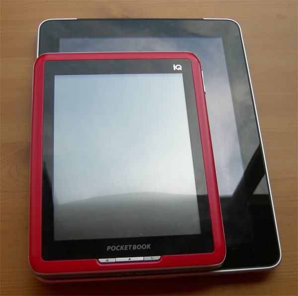 PocketBook IQ701 или iPad