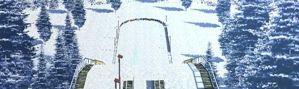R.Skijump - Лыжный трмплин